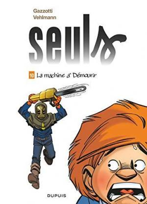 affiche Seuls - Tome 10