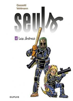 affiche Seuls - Tome 8