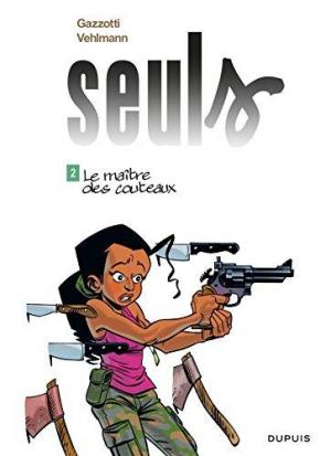 affiche Seuls - Tome 2