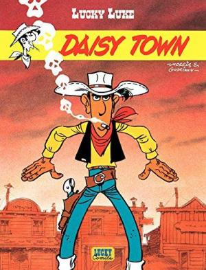 affiche Lucky Luke (Dargaud) - Tome 21