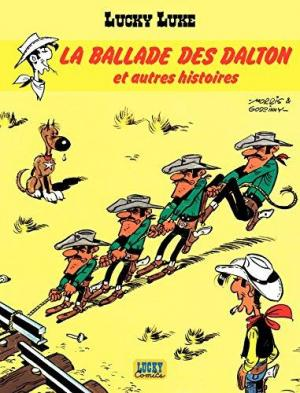 affiche Lucky Luke (Dargaud) - Tome 17