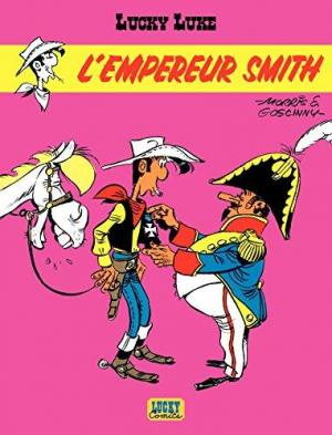 affiche Lucky Luke (Dargaud) - Tome 13