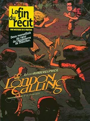 affiche London Calling - Tome 3