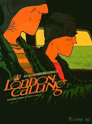 affiche London Calling - Tome 2