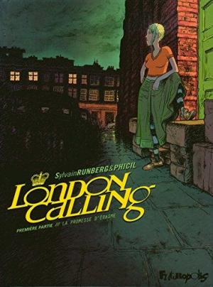 affiche London Calling - Tome 1
