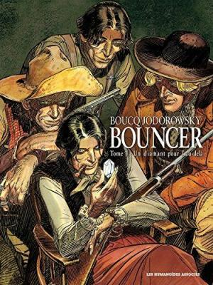 affiche Bouncer - Tome 1