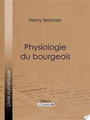 affiche Physiologie du bourgeois