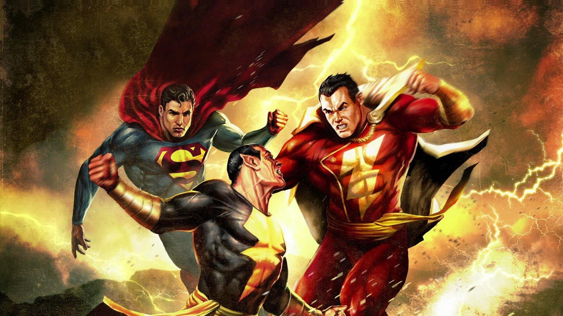 DC Comics sortira son film Shazam! le 5 avril 2019