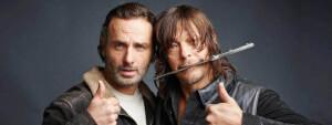 Andrew Lincoln quitte The Walking Dead après la saison 9