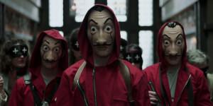 Netflix commande déjà une saison 4 pour La Casa de Papel