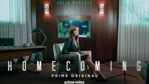 Premier teaser pour Homecoming,  la série Amazon du créateur de Mr. Robot avec Julia Roberts