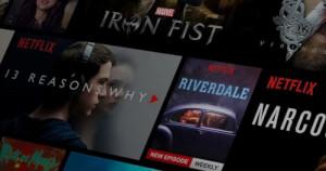 Netflix : Les nouveautés ajoutées en Octobre 2018 !
