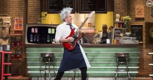 Burger Quiz : Dix personnalités vont désormais animer Burger Quiz avec Alain Chabat !