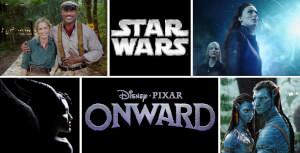 Les Walt Disney Studios dévoilent leur line-up jusqu'en 2027