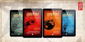 Quatre nouveaux livres sur l'univers de Harry Potter arrivent prochainement !
