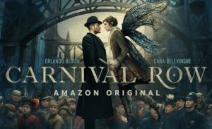 Bande-annonce : La série Carnival Row débute le 30 Aout sur Amazon Prime Video