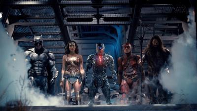 La première bande-annonce de la Justice League est là !