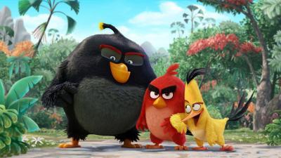 Omar Sy et Audrey Lamy seront les voix françaises d'Angry Birds