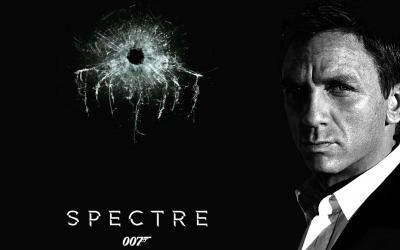 Spectre James Bond 007 Version 2015