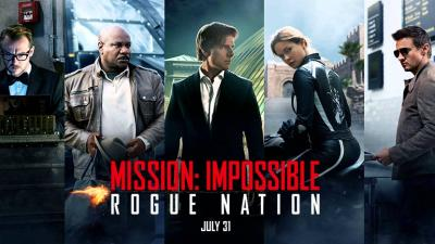 Mission: Impossible 5 La bande annonce