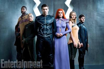 La première bande-annonce pour Marvel's Inhumans est sortie !