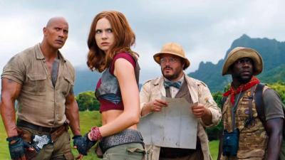 Une nouvelle bande-annonce pour Jumanji : Welcome to the Jungle
