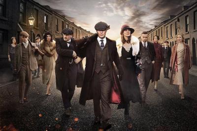 La BBC annonce le retour de Peaky Blinders pour une saison 4 avec une première image