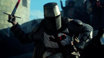 History dévoile une nouvelle bande-annonce de Knightfall, sa série sur les Templiers