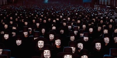 V for Vendetta adapté en série par Channel 4