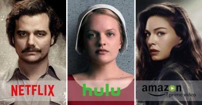Quelles sont les séries les plus populaires sur Netflix, Amazon et Hulu ?