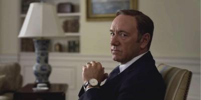 Netflix annule la série House of Cards
