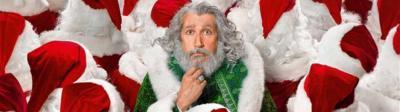 Santa & Cie : Alain Chabat se dévoile en père Noël dans une première bande-annonce