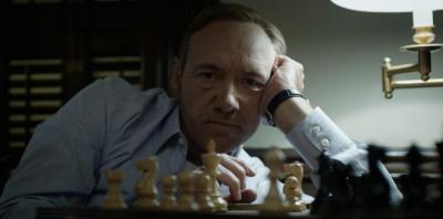 Les producteurs réfléchissent à tuer Frank Underwood dans House of Cards