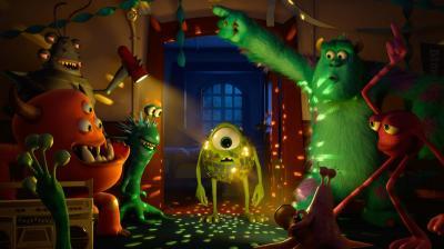 Disney prépare une série inspirée de Monstres et cie pour sa plateforme de streaming prévue en 2019 !
