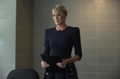 House of Cards de retour en 2018 avec une saison 6 centrée sur Claire Underwood