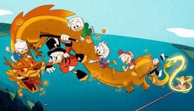 La Bande à Picsou fait son grand retour sur Disney XD