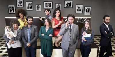 Dix pour Cent s'offre un casting 5 étoiles pour sa troisième saison