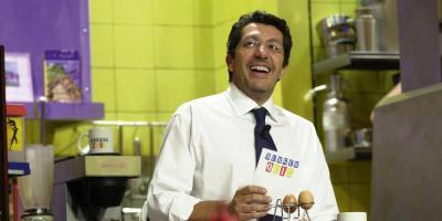 Burger Quiz de retour sur TMC avec Alain Chabat !