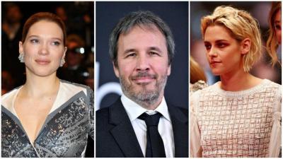 Kristen Stewart, Léa Seydoux et Denis Villeneuve dans le jury de Cannes 2018