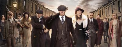 Trois saisons de plus pour la série Peaky Blinders