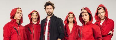 Un nouveau braquage et de nouveaux personnages dans la saison 3 de La Casa de Papel