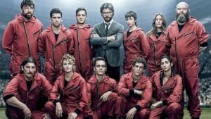 La Casa de Papel pourrait avoir le droit à une saison 5 !