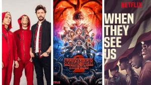 Quelles sont les 10 séries les plus vues sur Netflix ?