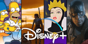 Disney + arrive en France le 31 Mars 2020
