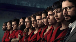 La Casa de Papel : La saison 4 arrive le 3 Avril 2020 sur Netflix