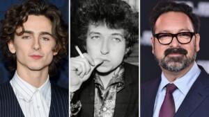 Timothée Chalamet sera Bob Dylan dans le film Going Electric