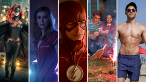 The CW renouvelle 13 séries dont Batwoman, Nancy Drew, The Flash et Riverdale