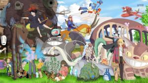 Tous les films du studio Ghibli arrivent sur Netflix à partir du 1er Février 2020 !