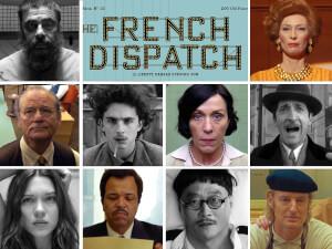 The French Dispatch : Le nouveau film de Wes Anderson se dévoile dans une première bande-annonce !