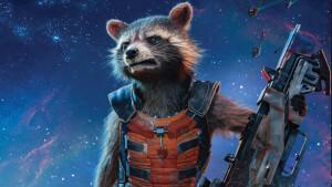 Rocket Raccoon sera au premier plan dans Les Gardiens de la Galaxie 3 !